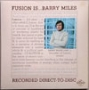 Barry Miles (Direct to Disc)