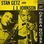 Stan Getz And J.J. Johnson (1St Press)
